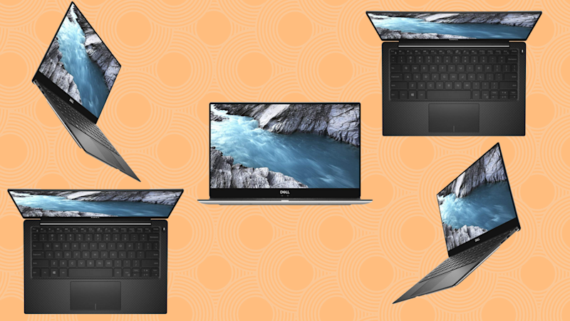 The Dell XPS 13 has a 4.1 out of 5 star rating with 1,112 reviews. (Photo: Dell/Yahoo Lifestyle)