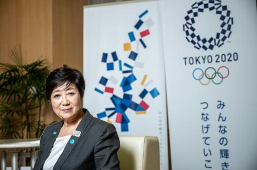 Tokyo governor Yuriko Koike has pledged a '120-percent effort' to ensure the delayed 2020 Olympics can go ahead