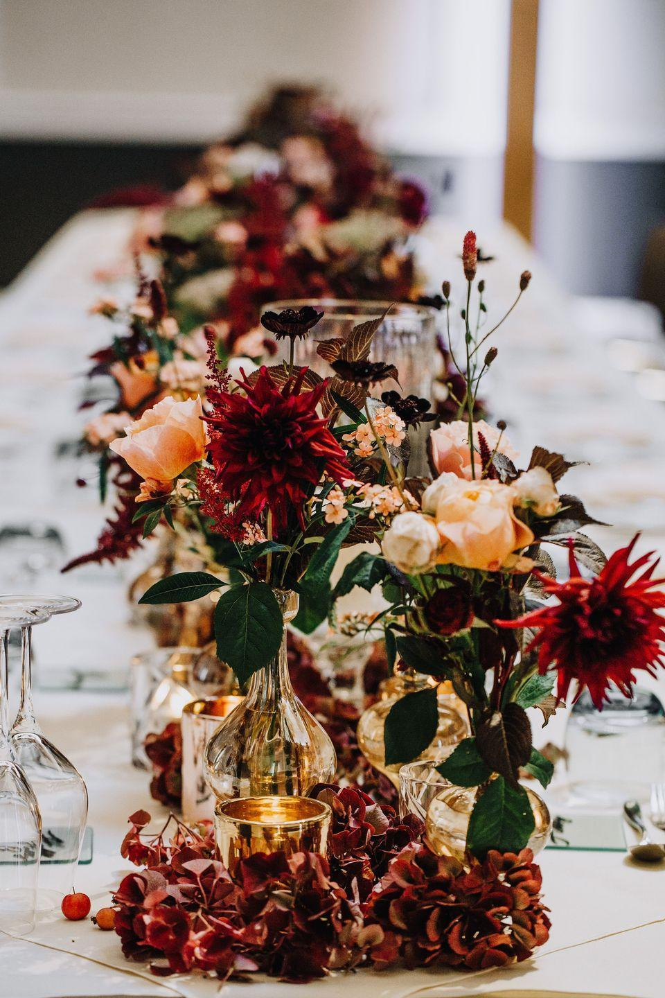 """<p>We must admit, we've spent many hours scrolling through this florist's Instagram and website - given it's wild, and affordable, wedding bouquets - during our lunchtime breaks. </p><p>Whether it's a hint of the countryside with amaranthus, dahlias and blush roses or hydrangeas and peonies to give a nuptials a slight Italian feel, these florists know exactly what they're doing when it comes to creating bespoke floral designs for a bride and groom. </p><p>30 Pimlico Rd, Belgravia, London SW1W 8LJ </p><p>Click <a href=""""http://www.wildatheart.com"""" rel=""""nofollow noopener"""" target=""""_blank"""" data-ylk=""""slk:here"""" class=""""link rapid-noclick-resp"""">here</a> to find out more.</p>"""