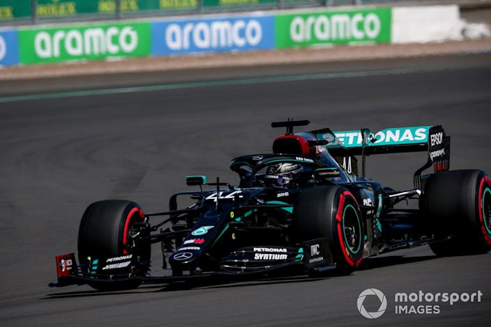 """Mercedes F1 W11 <span class=""""copyright"""">Charles Coates / Motorsport Images</span>"""