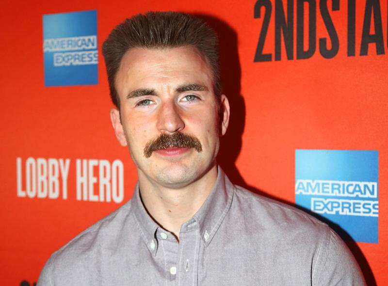 Chris Evans Trolls Canadian Site for Using Photo of Him with