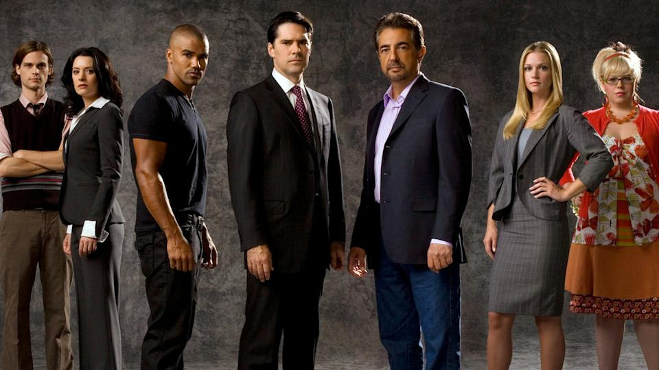 Criminal Minds. Image via CBS