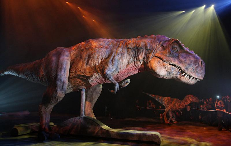 Tyrannosaurus rex Was the Sensitive Lover You've Been Looking For