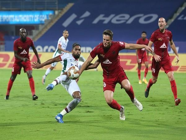 ATK Mohun Bagan and NorthEast United will take on each other on Tuesday. (Photo/ ISL)