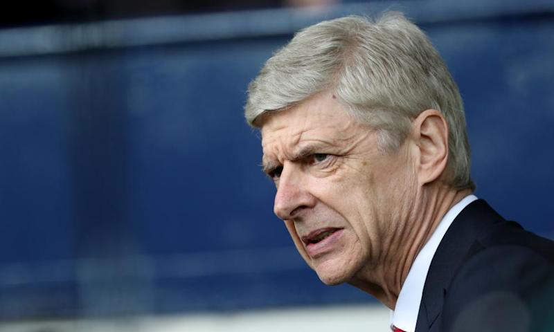 Arsène Wenger has only led Arsenal to one victory against a top-six club so far this season.