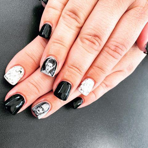"""<p>Film-buffs will recognize this nails — Frankenstein and his bride grace the nails of this talented artist.</p><p><strong>RELATED:</strong> <a href=""""https://www.goodhousekeeping.com/holidays/halloween-ideas/g29579568/classic-halloween-movies/"""" rel=""""nofollow noopener"""" target=""""_blank"""" data-ylk=""""slk:25 Classic Halloween Movies to Watch for a Spooky Night In"""" class=""""link rapid-noclick-resp"""">25 Classic Halloween Movies to Watch for a Spooky Night In</a></p><p><a href=""""https://www.instagram.com/p/CA3bN07Aqya/&hidecaption=true"""" rel=""""nofollow noopener"""" target=""""_blank"""" data-ylk=""""slk:See the original post on Instagram"""" class=""""link rapid-noclick-resp"""">See the original post on Instagram</a></p>"""
