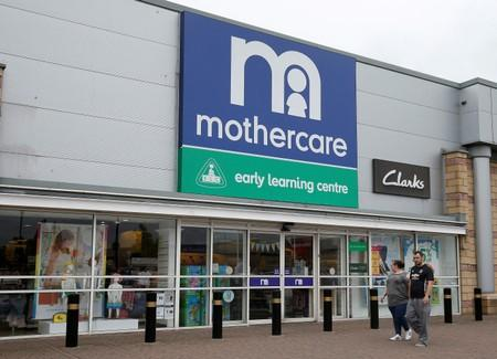 UK's Mothercare sees no growth in annual profit as consumer confidence falters