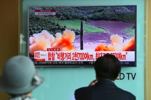 'Something serious has to happen' following NKorea missile test: Haley
