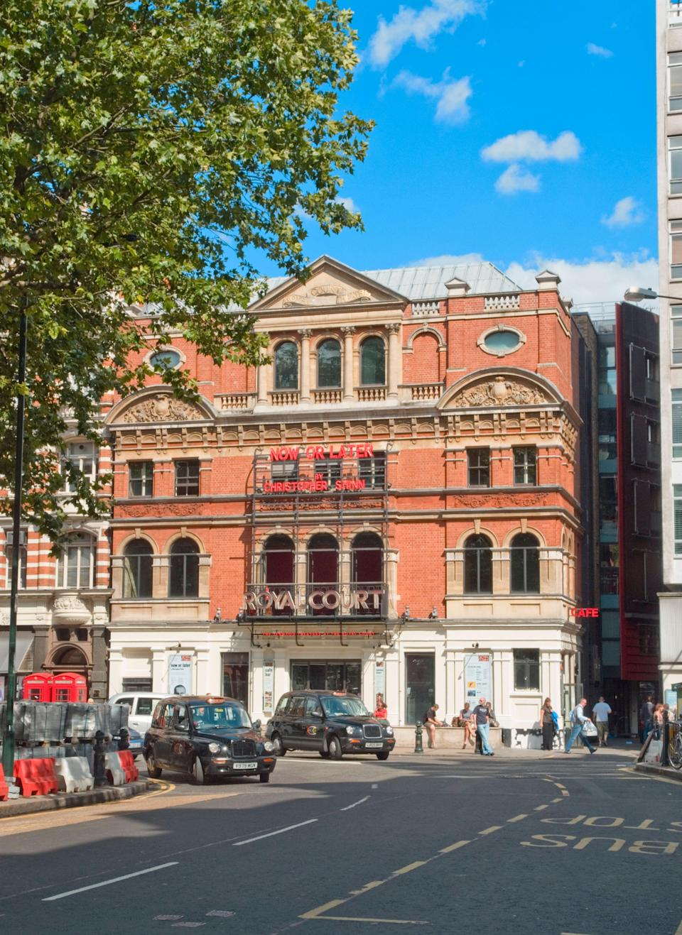 The Royal Court Theatre (Alamy Stock Photo)