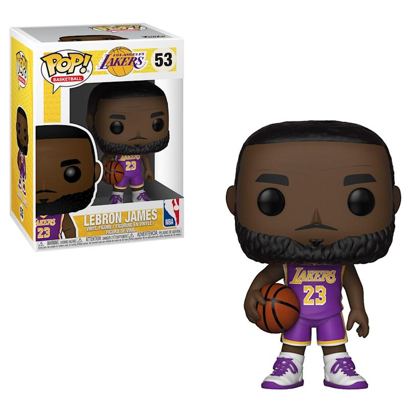 Funko James Lakers Pop! Figurine