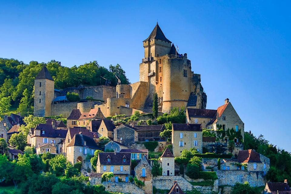 Find glorious villages in the Dordogne - getty