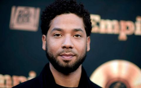 Jussie Smollett - Credit:  Invision