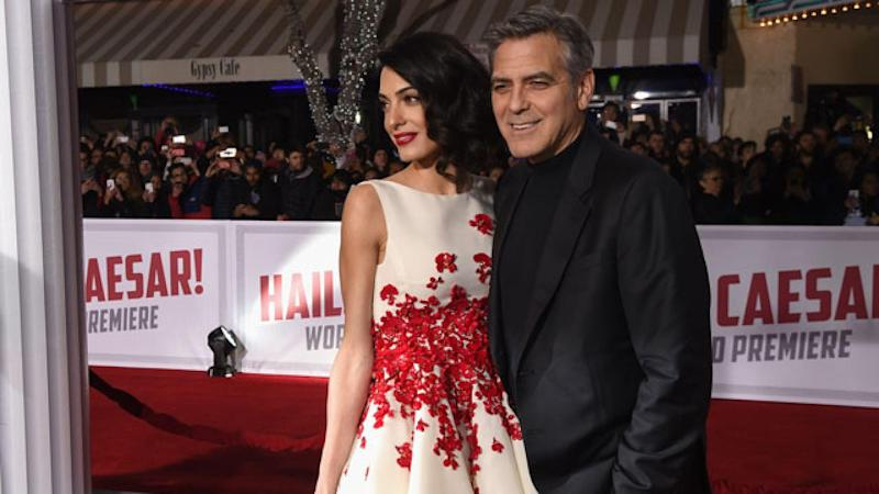 EXCLUSIVE: George Clooney Opens Up About Twins' Personalities, Reveals Inspiration Behind Their Names