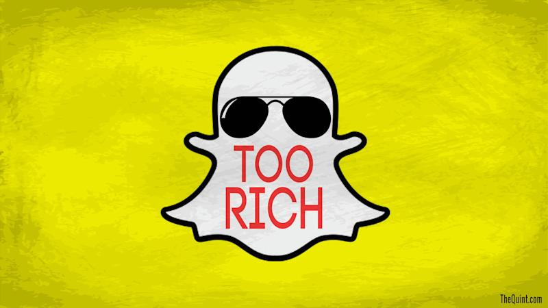 Boycott Snapchat: India is Poor, Just That We Don't Want to See It