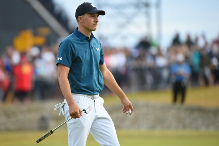 Jordan Spieth will join an elite club if he retains his Open title