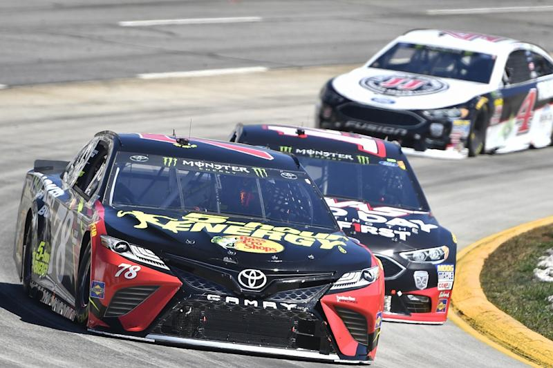 Snow forces NASCAR to postpone Cup race in Virginia