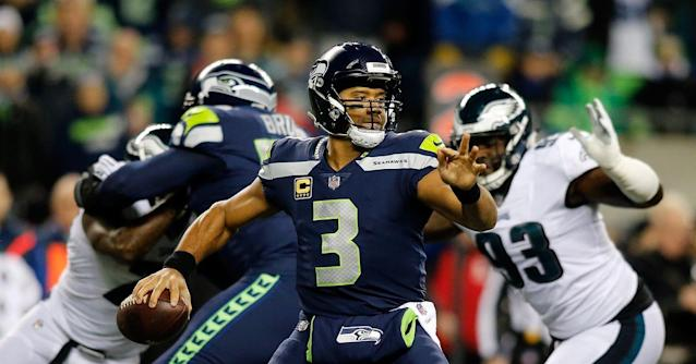 Seahawks' road game vs. Eagles on course to be booted off of Sunday Night Football