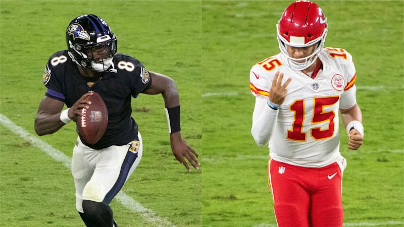 Could Lamar Jackson vs. Patrick Mahomes be the next Brady vs. Manning?
