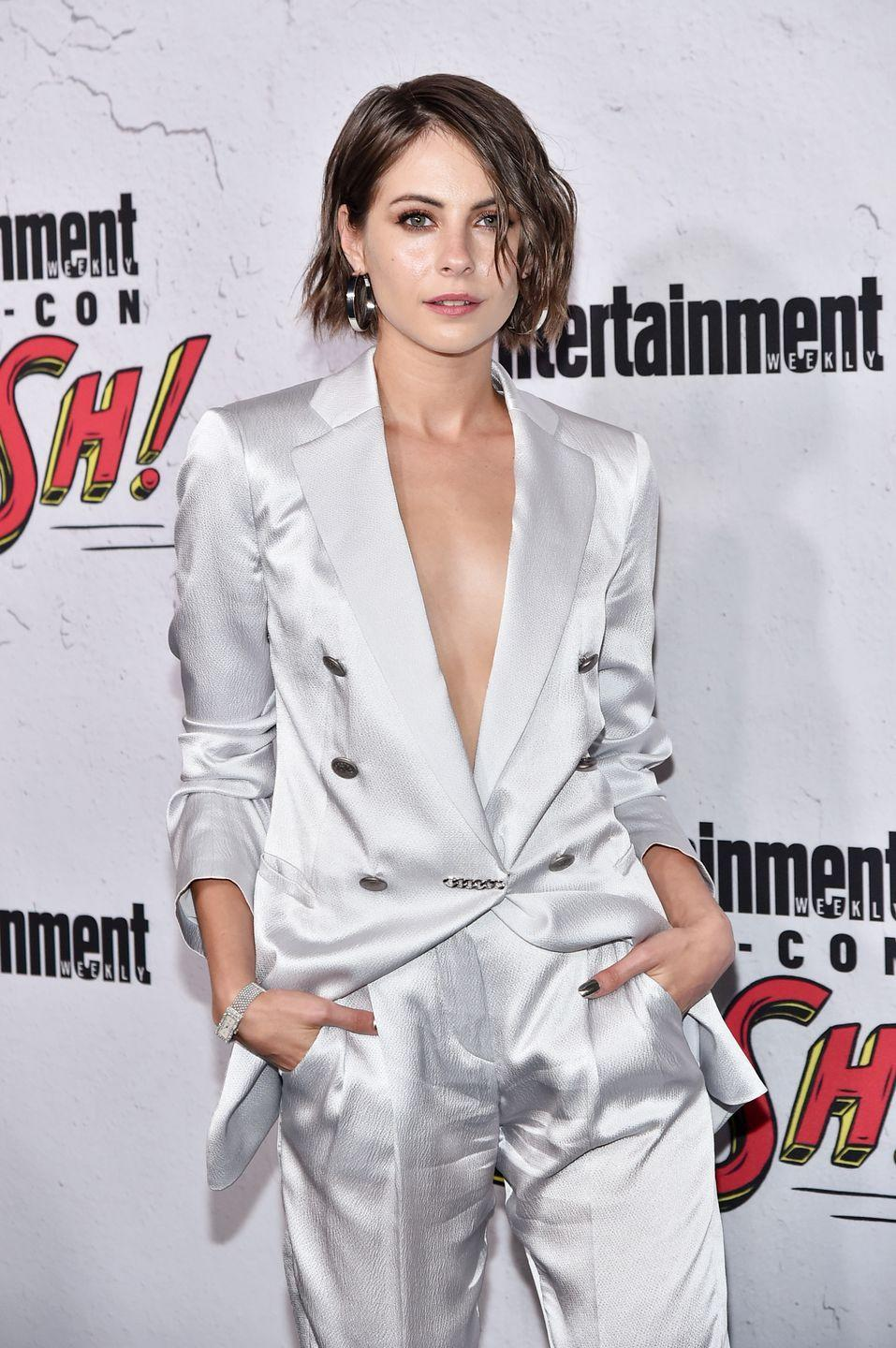 <p>It's a <em>Gossip Girl</em> mini-reunion! Willa played Thea Queen on <em>Arrow </em>alongside fellow <em>GG </em>alum Katie Cassidy. Peep her Instagram feed to see her chill off-duty life, like face masking, lounging at the beach, and her adorable dogs.</p>