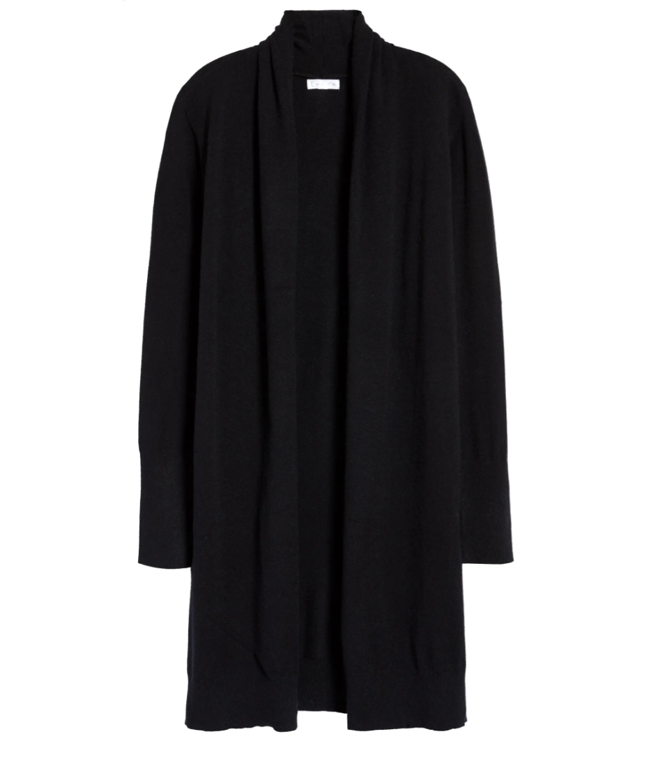 Leith Cozy Long Cardigan -Nordstrom, $29 (originally $69)
