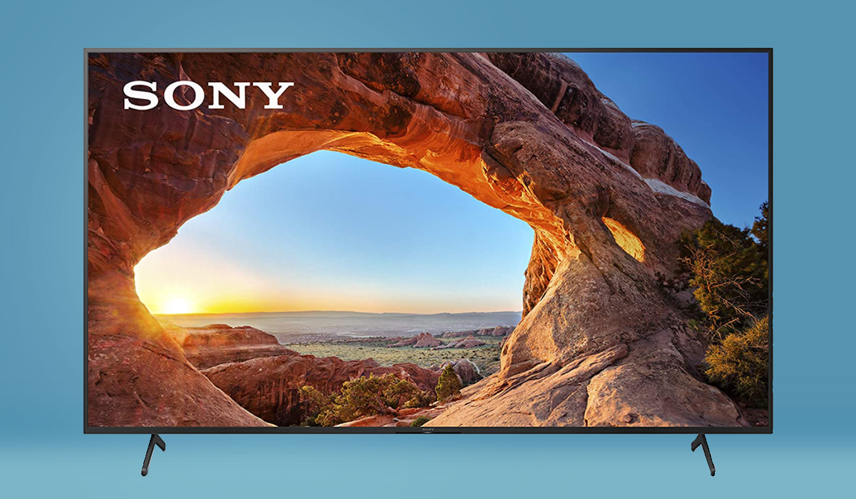 Yeah, it's a big deal: An 85-inch Sony for $600 off. (Photo: Amazon)
