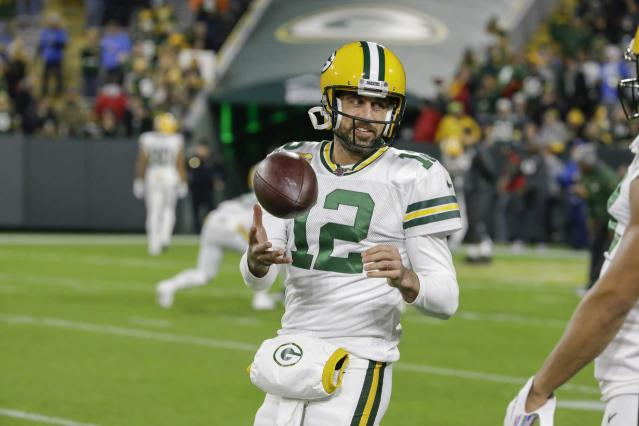 NFL TV Schedule: What time, TV, channel is Oakland Raiders vs. Green Bay Packers? (10/20/19) Live stream info, betting line