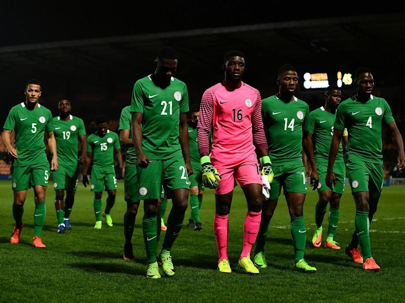 The Nigerian Football Federation are 'extremely disappointed' to the cancellation (Getty)