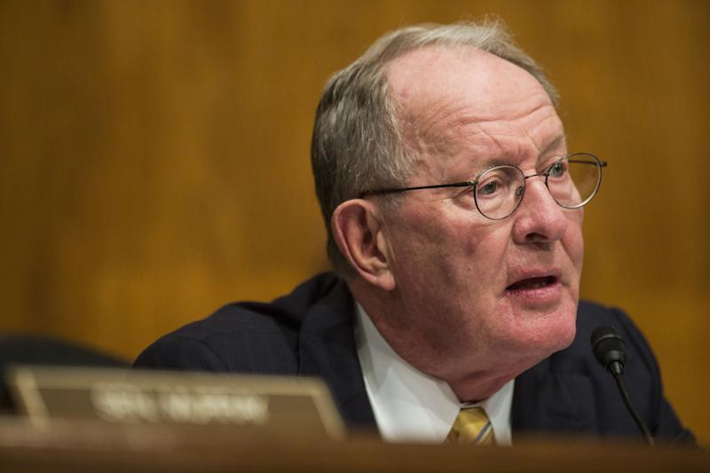 Sen. Lamar Alexander (R-Tenn.), chairman of the Senate labor committee, has suggested he does not even support the concept of a federally enforced minimum wage. (Photo: Bloomberg via Getty Images)