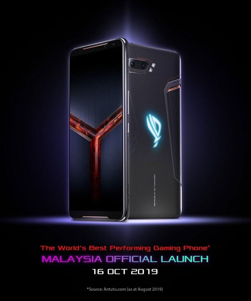 Asus' gaming brand, ROG, will be arriving officially on 16 October 2019. — Picture via SoyaCincau
