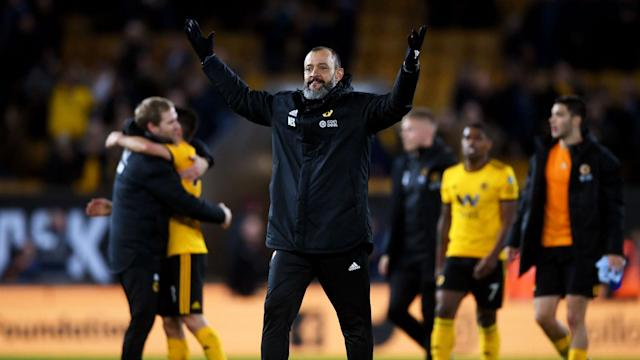 Wolves ended a six-match winless run in style against Chelsea and Nuno Espirito Santo expects those levels every week from his players.