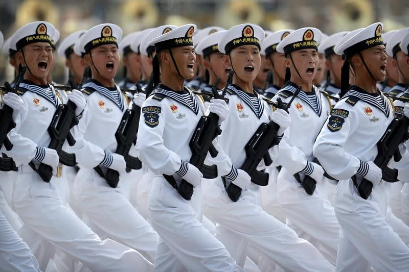 China hikes defence spending by 6.6%, lowest rate in years