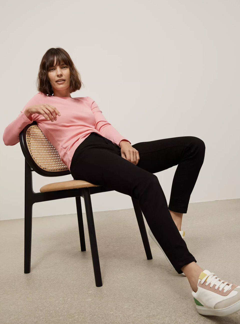 The affordable top is the perfect spring cover-up. (John Lewis)