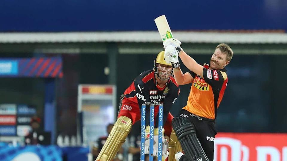 IPL 2021, RCB beat SRH: List of records broken