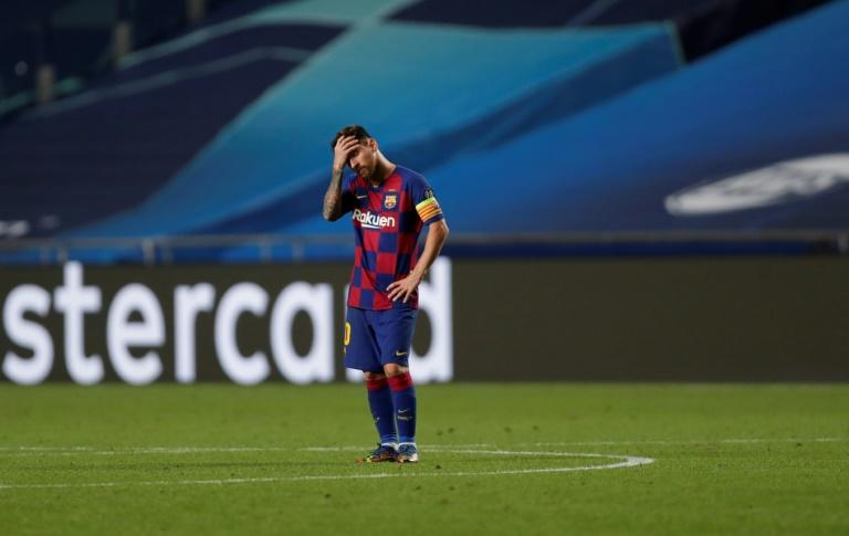 Messi tells Barcelona he wants to 'unilaterally' end contract