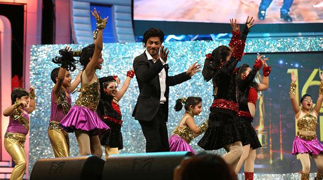 SRK is International icon of Indian Cinema