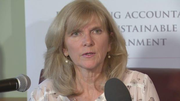 Auditor General Kim Adair-MacPherson said New Brunswick is failing to keep up with the increasing demand for nursing homes.  (CBC News file photo - image credit)