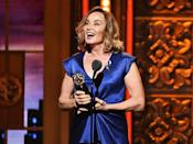<p>needs a Grammy, having already won two Oscars (Best Actress and Best Supporting Actress), three Emmys and a Tony for best leading actress in a play for <em>Long Day's Journey Into Night</em>.</p>