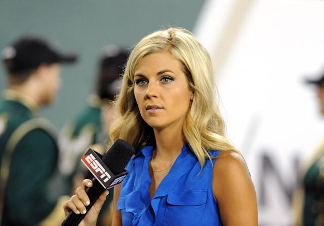 Samantha Steele reports on a game between USF and Rutgers