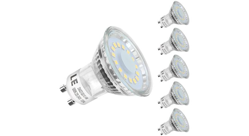 LE GU10 LED Bulbs