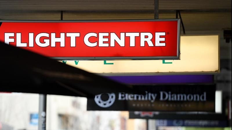 Flight Centre's upgrade boosts shares