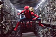 <p><em>Winter Soldier</em> was the political thriller. <em>Ant-Man</em>, the heist movie. Jon Watts's rebooted <em>Spider-Man</em> gives the Marvel Cinematic Universe its John Hughes-esque high school dramedy. Tom Holland is perfect as the teenaged Peter Parker, fronting a formidable ensemble that includes the scenery-chomping Robert Downey Jr. and Michael Keaton and the scene-stealing Zendaya and Jacob Batalon. A superhero film bound to get your Spidey senses tingling. <em>— M.E. </em>(Photo: Everett Collection) </p>