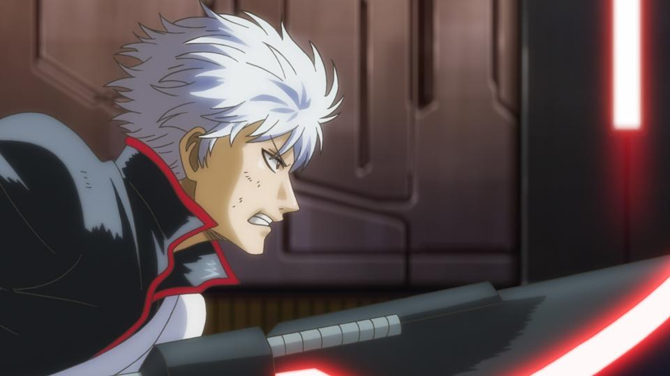 Gintoki in Gintama: The Very Final. (Still: Golden Village Pictures)