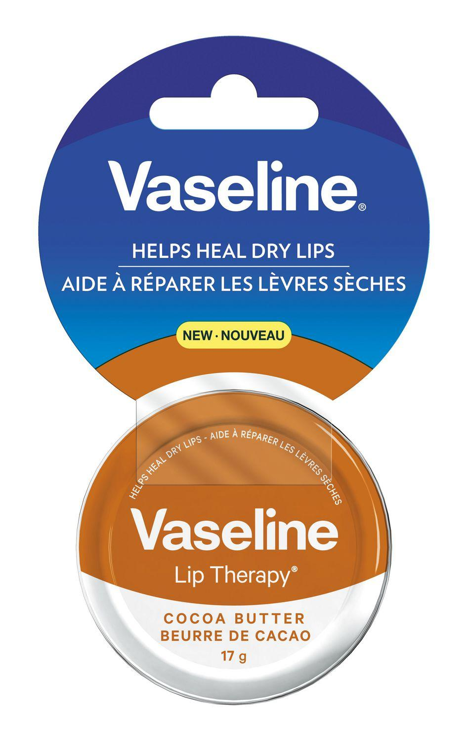 Vaseline Lip Therapy Balm (Photo via Amazon)