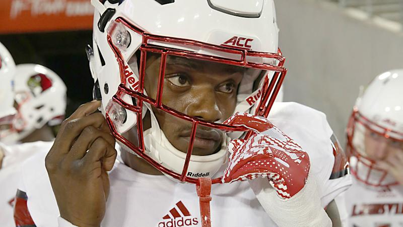 NFL Draft 2018: One team reportedly has Lamar Jackson as its No. 2-ranked QB