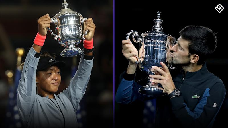 Who will win the US Open in 2020? Odds, betting favorites for men's, women's singles championships