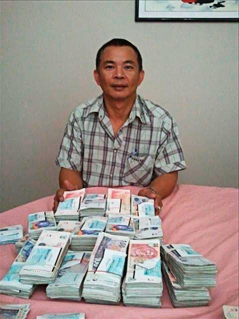Chumlong Lemtongthai, who was making a fortune smuggling rhino horns out of Africa—until he was jailed.