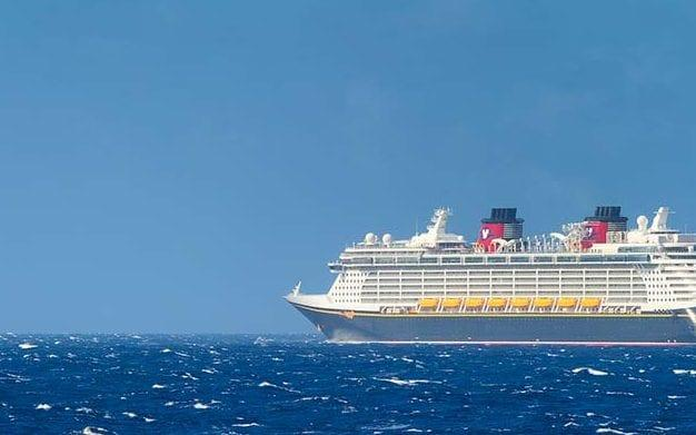 disney cruise ship - Dee Browning