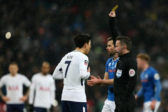 Tottenham 6 Rochdale 1: Fernando Llorente hat-trick seals FA Cup win amid VAR woe and Wembley snow