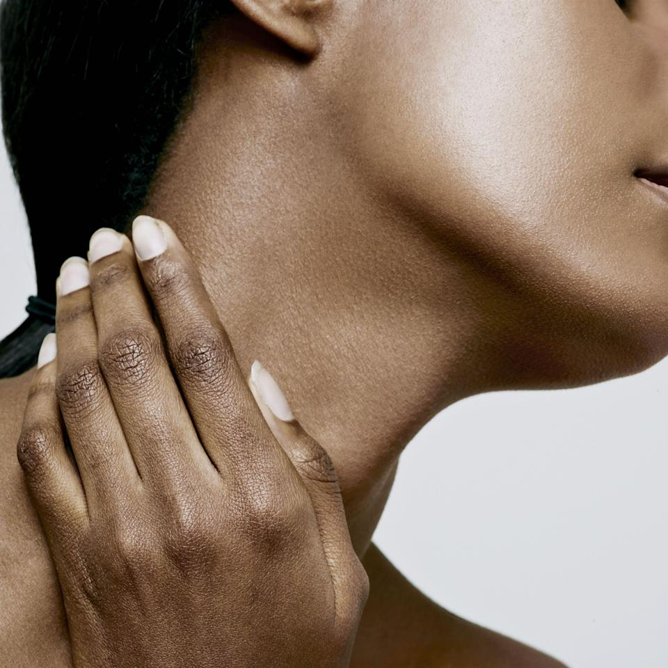 """<p>Did you know that simply looking at <a href=""""https://www.goodhousekeeping.com/beauty/anti-aging/g3874/neck-firming-cream/"""" rel=""""nofollow noopener"""" target=""""_blank"""" data-ylk=""""slk:your neck"""" class=""""link rapid-noclick-resp"""">your neck</a> can provide lifesaving clues to hidden health issues? Stand in front of the mirror and give your neck a thorough once-over. Subtle clues, such as a new bump or vein changes, may signal underlying issues, and how soon you catch these may have a major effect on what happens next. Here, we asked doctors what your neck may be trying to tell you. </p>"""