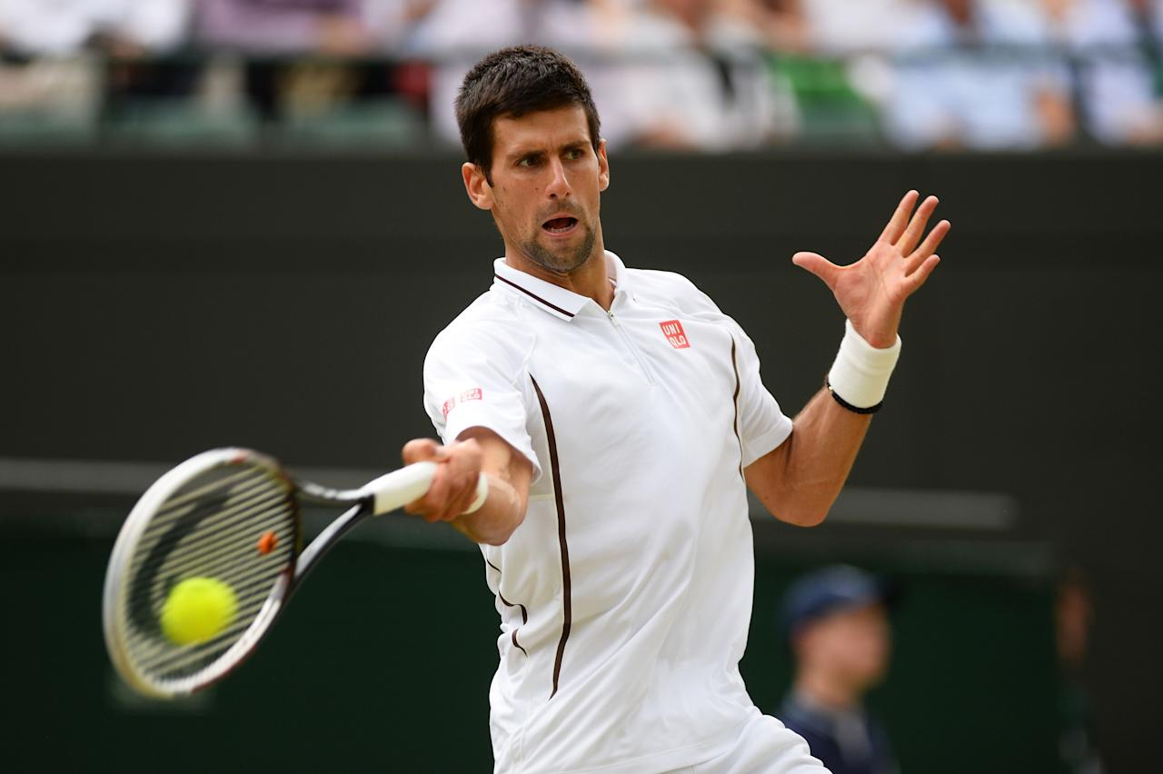 The Championships - Wimbledon 2013: Day Nine